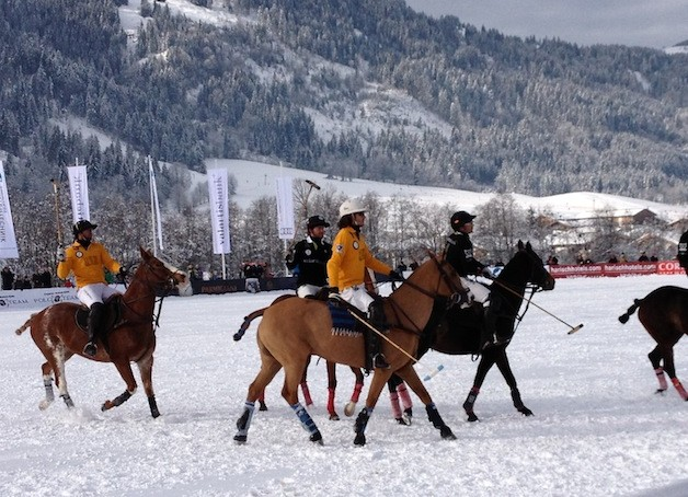 social highlights in kitzbühel – part 1: snow polo world cup