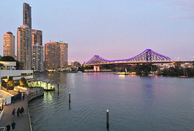 how awesome is brisbane?